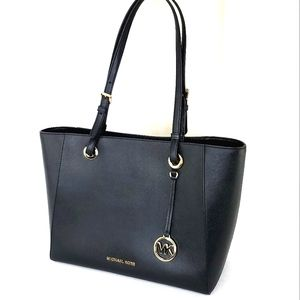 MICHAEL KORS Walsh Saffiano Leather Tote